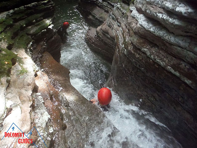 canyoning dolomiti guides val maggiore