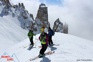 SKI SAFARI SELLA RONDA OR TOUR OF THE 4 PASSES