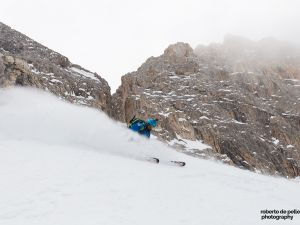 dolomiti guides freeride pale di san martino